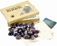 Runenorakel-Set Amethyst