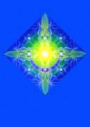 Schwingungsbild - Lichtmanifestation