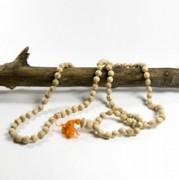 Malas  Gebetskette - Tulsia-Mala, Samen