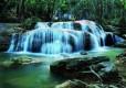 Feng Shui Wasserfallposter - Reichtum